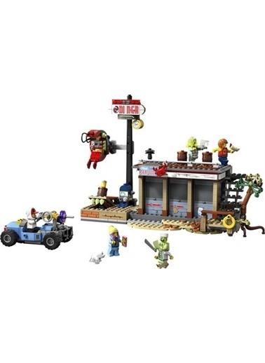Lego Lego Hidden Side 70422 Karides Büfesi Saldırısı Renkli